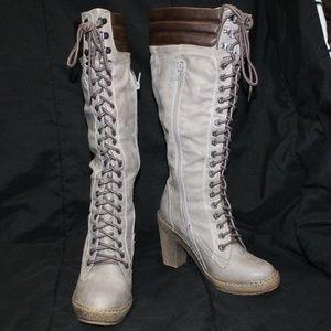 Henry Ferrera Montana Lace Up Boots